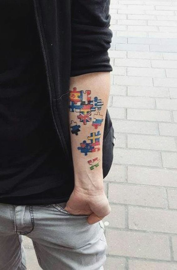 20 Awesome Travel Inspired Tattoo Ideas The Travel Bible